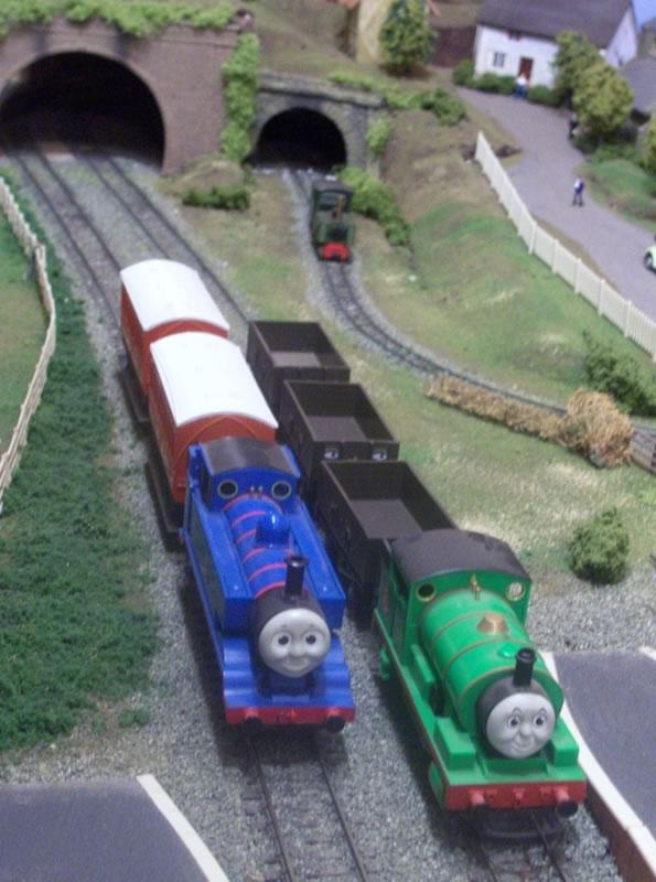 Model Railways – Devon Railway Centre